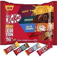 Nestle Kitkat limited Edition Orange Espresso Salted Caramel Milk Chocolate Bag 227.2g