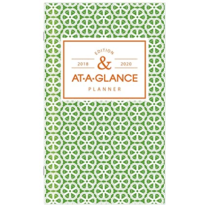 amazon com at a glance academic monthly pocket planner 2 year
