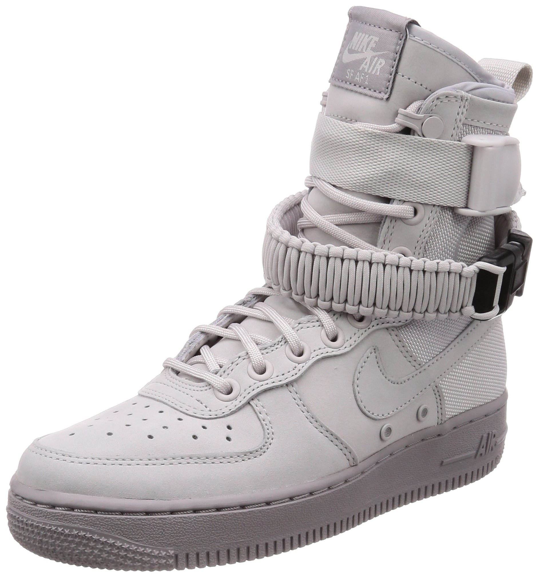 Nike Womens SF Air Force 1 Boots Vast Grey/Atmosphere Grey 857872-003 Size 7