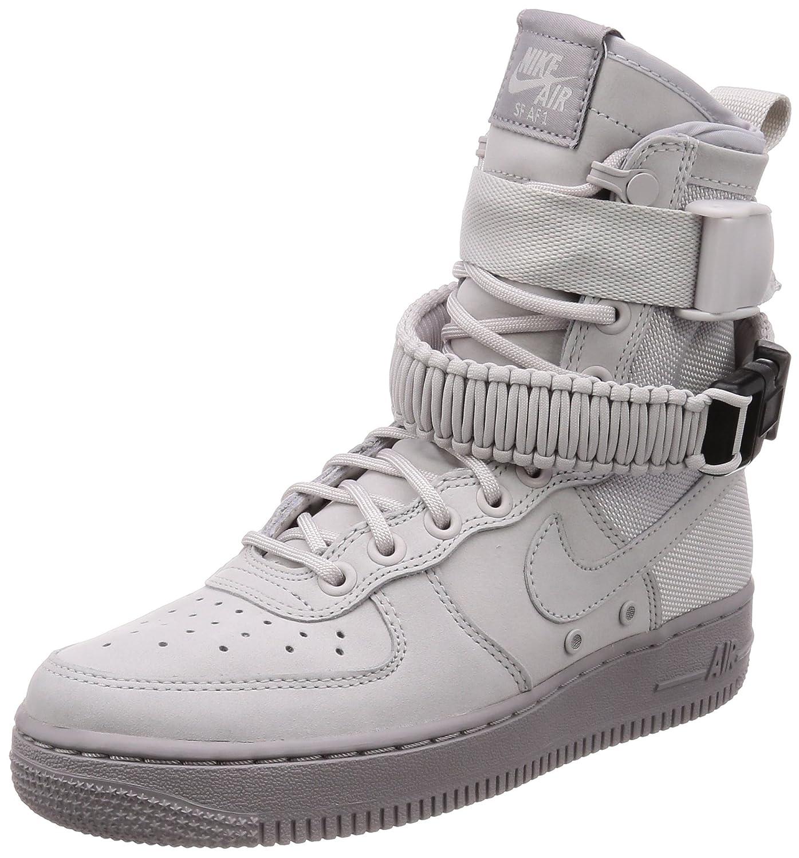 NIKE Women's SF AF1 Casual Shoe B077S7SLT2 7.5 B(M) US|Wolf Grey / Wolf Grey
