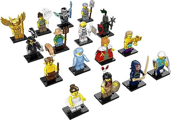 LEGO 71011 Series 15 Minifigure Blind Bag Random SEALED Farmer Shark Queen