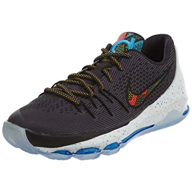 fd431add8145 ... basketball shoes 94703 bca57  usa nike boys kd 8 bhm gs black multi  color synthetic size 6.5 72454 e9cc5