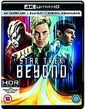 Star Trek Beyond [4K Ultra HD] [Blu-ray]