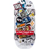 Tech Deck - 96mm Fingerboards - 4-Pack - Flip