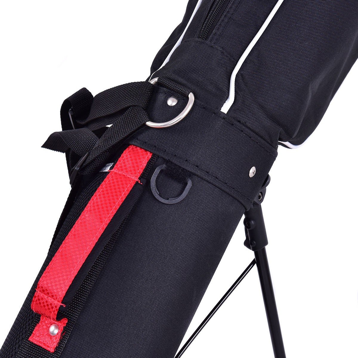 5'' Sunday Golf Bag Stand 7 Clubs Carry Pockets - By Choice Products by By Choice Products (Image #6)