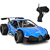 Eholder RC Race Car Toys, Remote Control Car High Speed 2WD USB Rechargeable RC Electric Cars Drift RC Racing Car Remote Control Vehicles Toy for Boys Kids Birthday