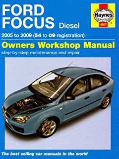ford focus diesel 05 11 haynes repair manual amazon co uk anon rh amazon co uk 2005 Ford Focus 2005 Ford Focus