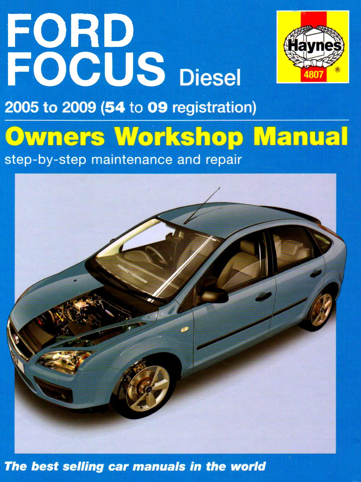 Ford Focus Diesel Service and Repair Manual: 2005 to 2009 (Haynes Service  and Repair Manuals): 0638876409490: Amazon.com: Books