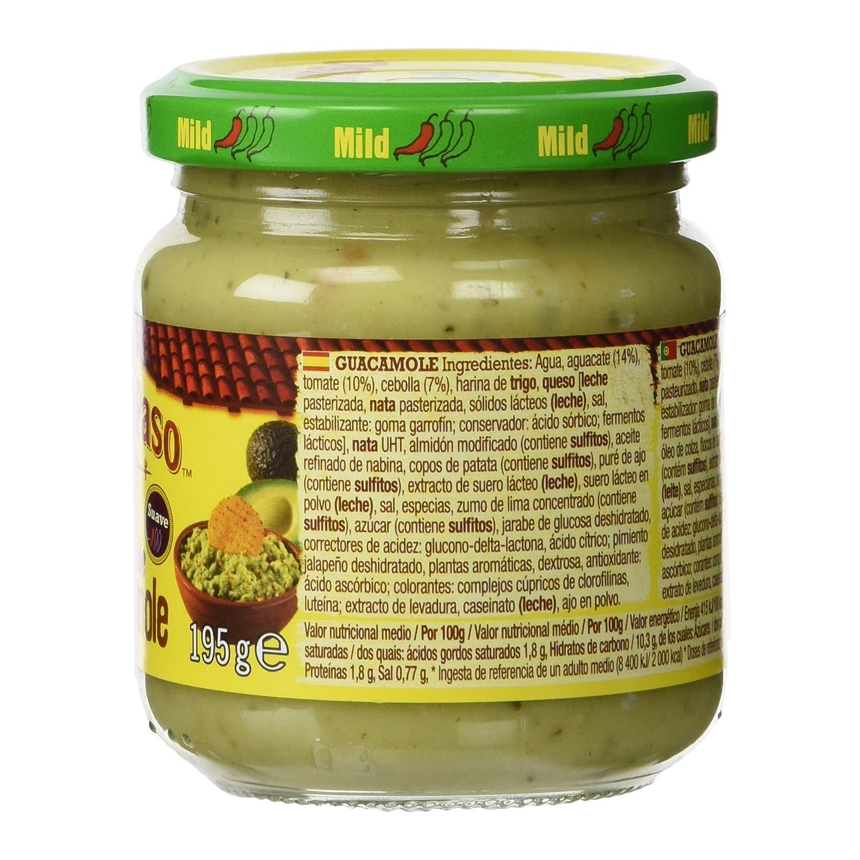 Old el paso - Frasco salsa de guacamole, 195g: Amazon.es: Alimentación y bebidas