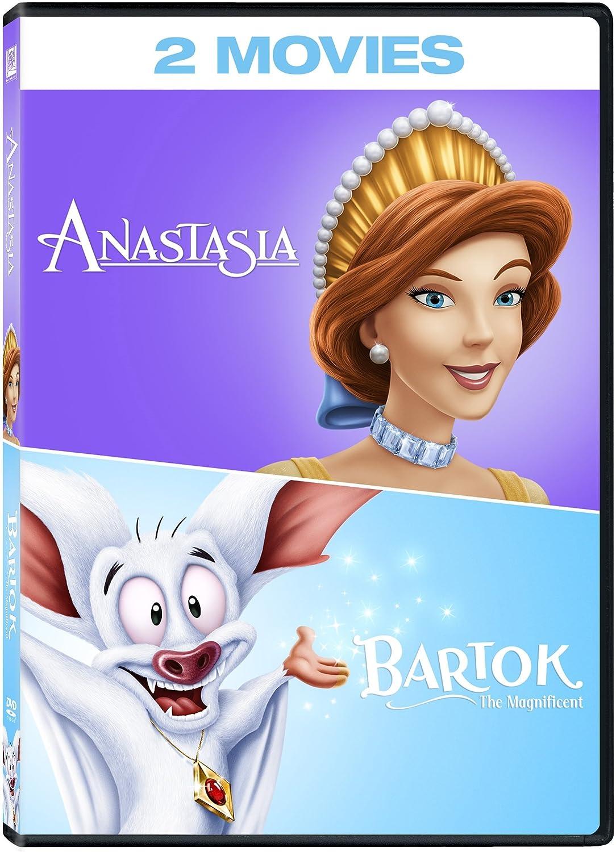 Anastasia / Bartok the Magnificent [USA] [DVD]: Amazon.es: Cine y Series TV