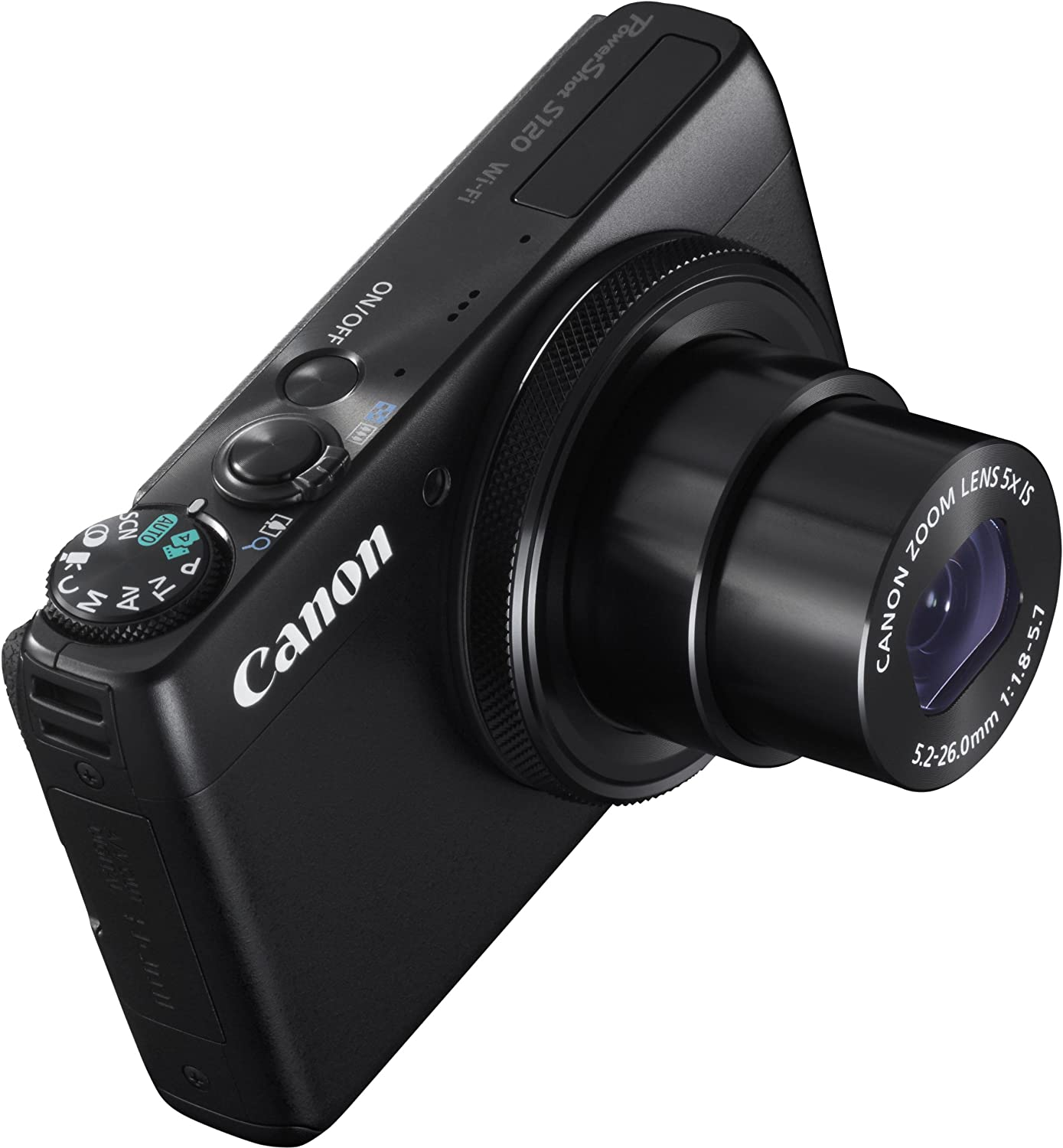 Canon Powershot S120 Camera Black 3 Inch Touch Lcd Amazon Co Uk Camera Photo