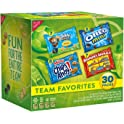 Nabisco 30-Count of 30oz Cookies & Crackers Team Favorites Mix Variety Pack