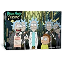 Rick and Morty Close Rick-Counters of The Rick Kind Deck Building Board Game