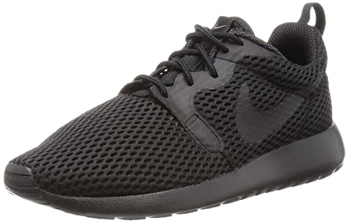 the best attitude 3a89e 340c4 NIKE Women s W Roshe One Hyp Br Training Running Shoes, Black Cool Grey,