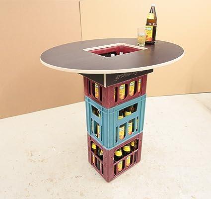 grohsartig® – Caja de cerveza manzana Vino Cajas mesa mesa accesorio – A la intemperie