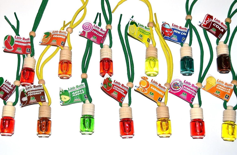 6 L D Little Bottle Duftflakons Fürs Auto Und Wohnung Mix Dir Was Nach Freier Duftwahl Aus 25 Duftsorten Garten