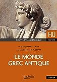Le monde grec antique (HU Histoire ancienne)