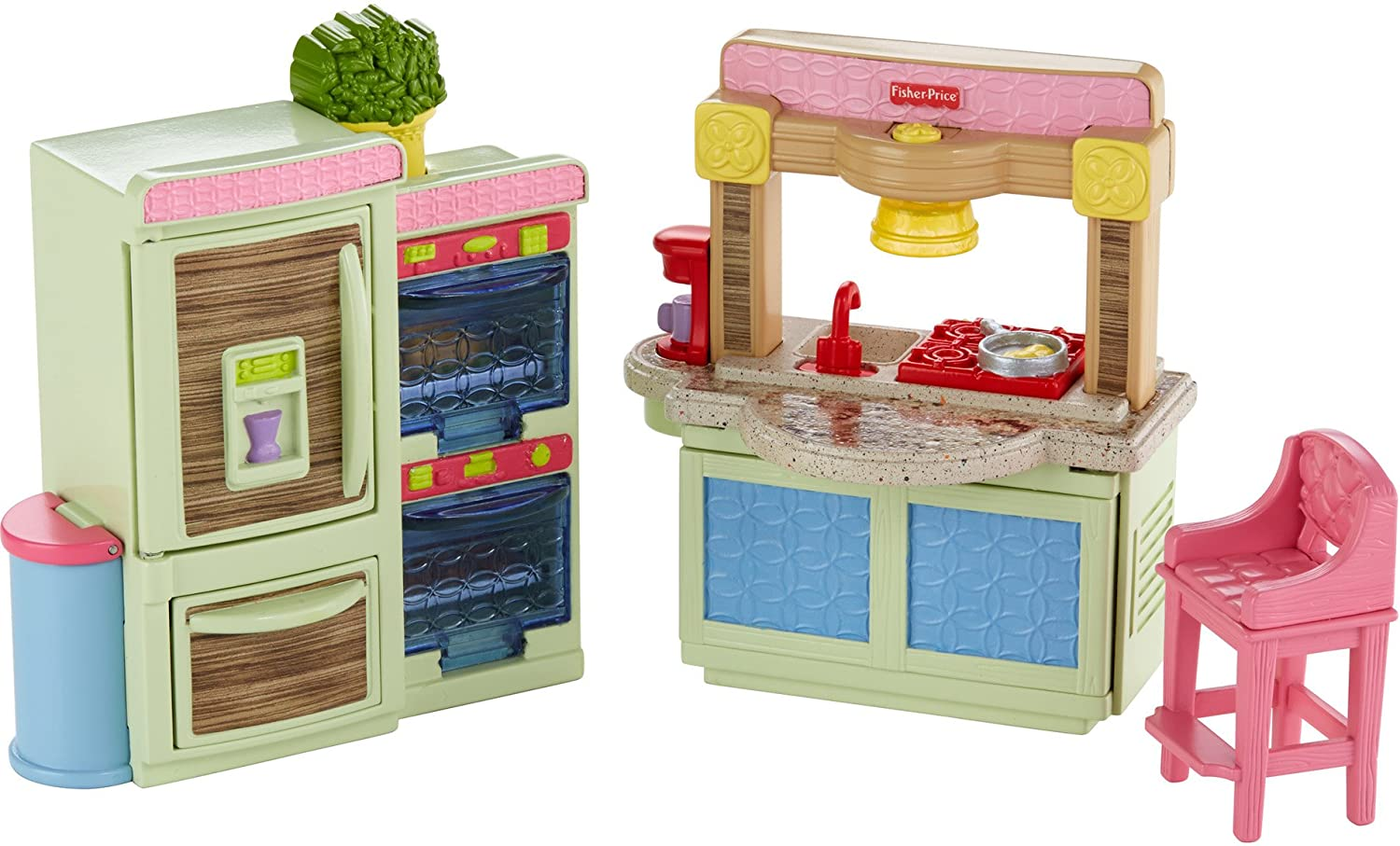 Fisher price doll house furniture - Fisher Price Doll House Furniture 52