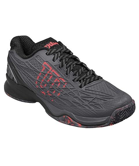 Wilson WRS322910E100, Zapatillas de Tenis para Hombre, Gris (Ebony ...