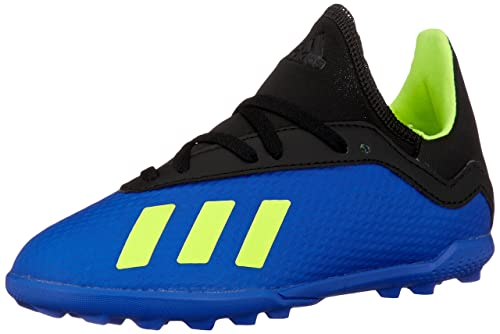 half off 48a6c a3c48 adidas X Tango 18.3 Tf, Scarpe da Calcio Unisex-Bambini, Blu Fooblu