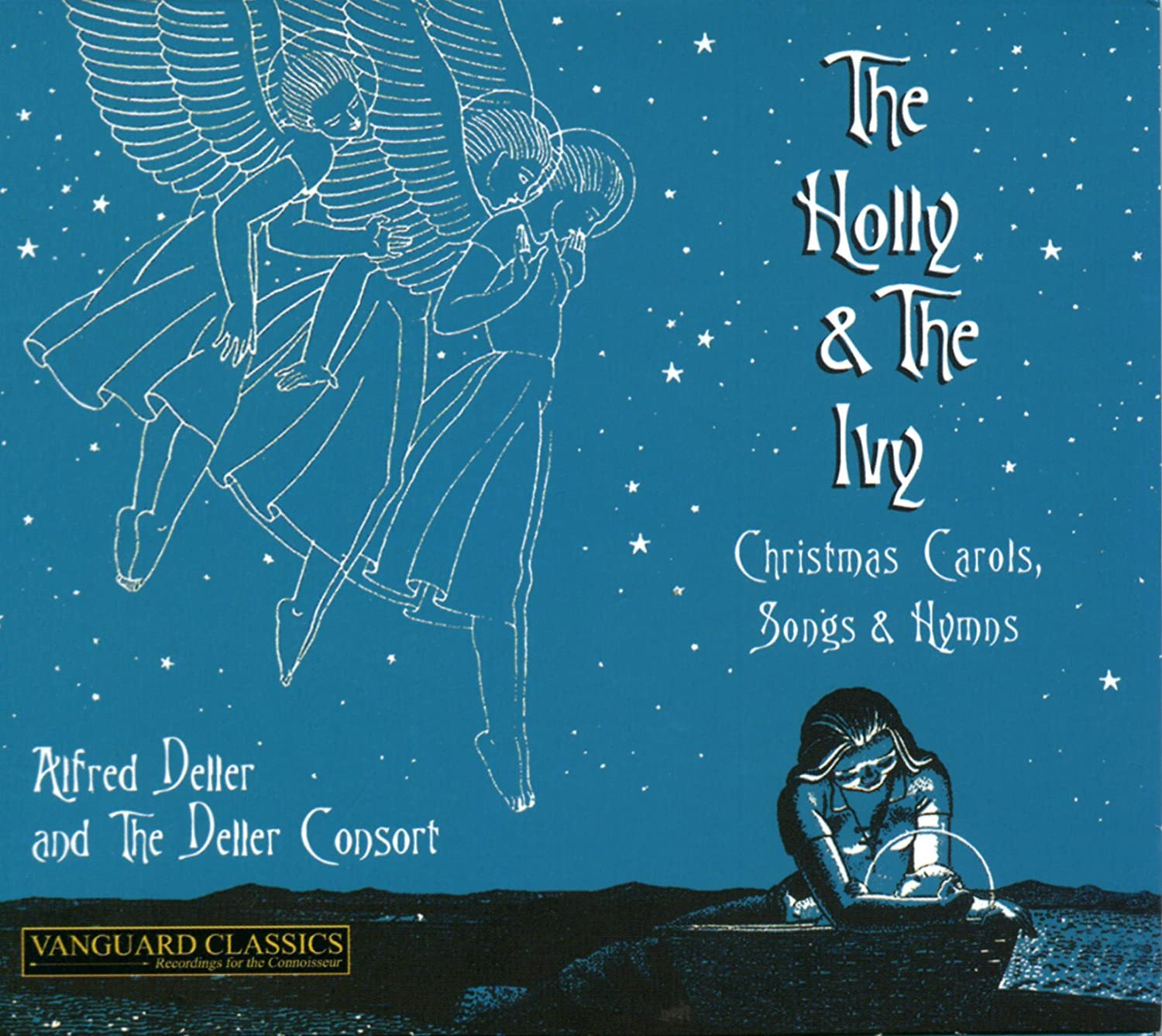 Amazon.com: The Holly and the Ivy: Christmas Carols, Songs & Hymns ...
