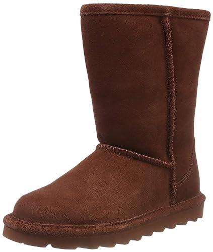 57516a43af5 Amazon.com  BEARPAW Women s Elle Short Fashion Boot  Shoes