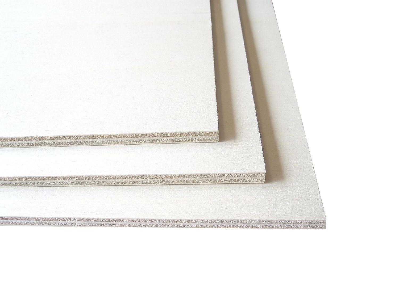 ca Hagspiel Sperrholzplatten Pappel 3 Stk A3 8 mm ca.42X30
