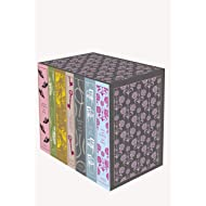 Jane Austen: The Complete Works 7-Book Boxed Set: Classics hardcover boxed set (Penguin Clothbound Classics)