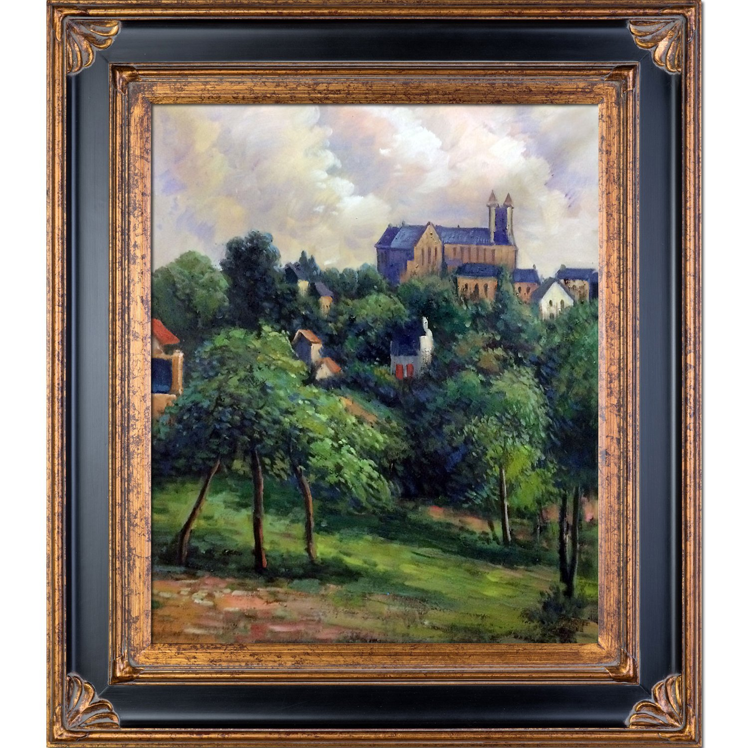 Amazon Com Overstockart Notre Dame Des Agnes 1884 By Paul
