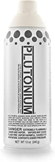 product image for Plutonium Paint PLUTON-10100 Professional Grade Aerosol Spray Paint, 12-Ounce Polar, one, White