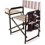Picnic Time Portable Folding 'Sports Chair', Moka