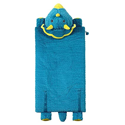 Kids Animal Sleeping Bag - Blue Rhino - 1 PIECE: Amazon.com: Grocery & Gourmet Food