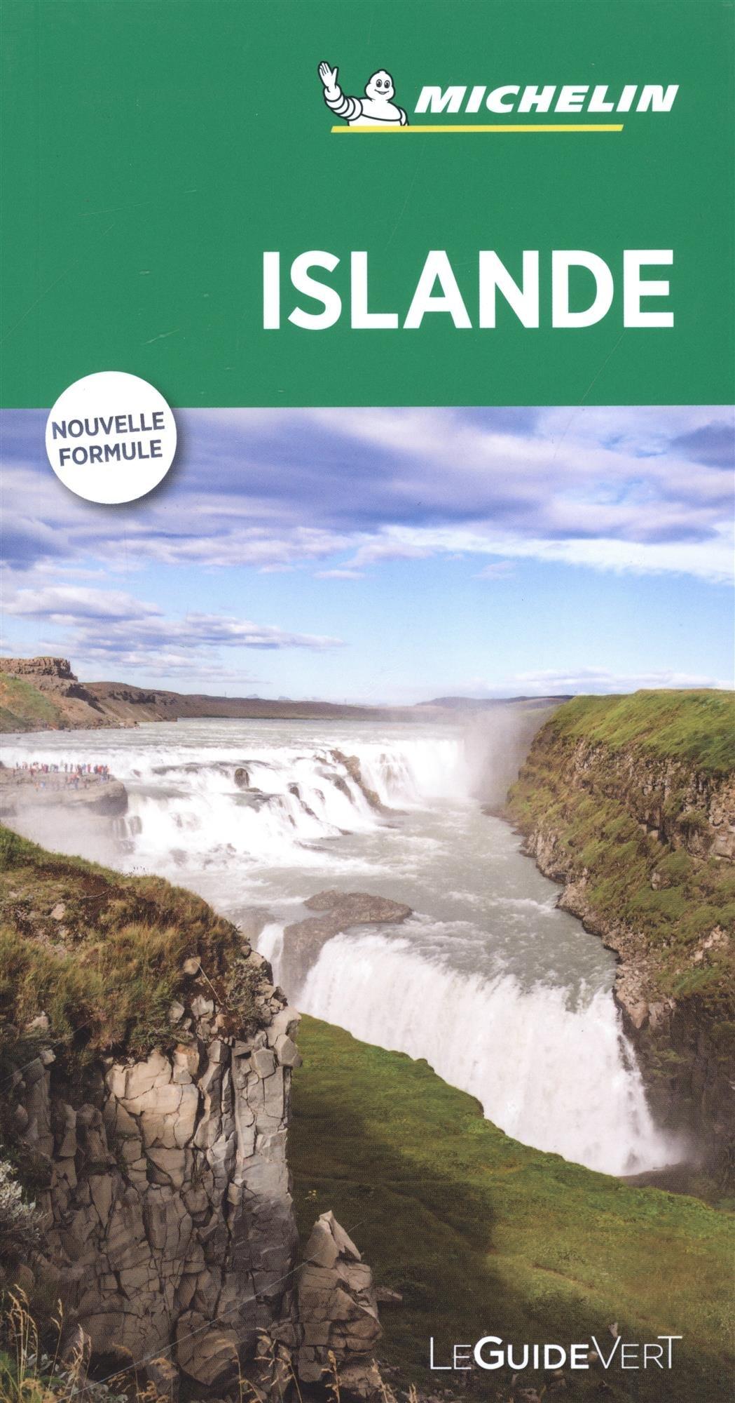 Guide Vert Islande Michelin Broché – 10 février 2018 2067227335 Voyages / Guides touristiques Europe Guides étrangers