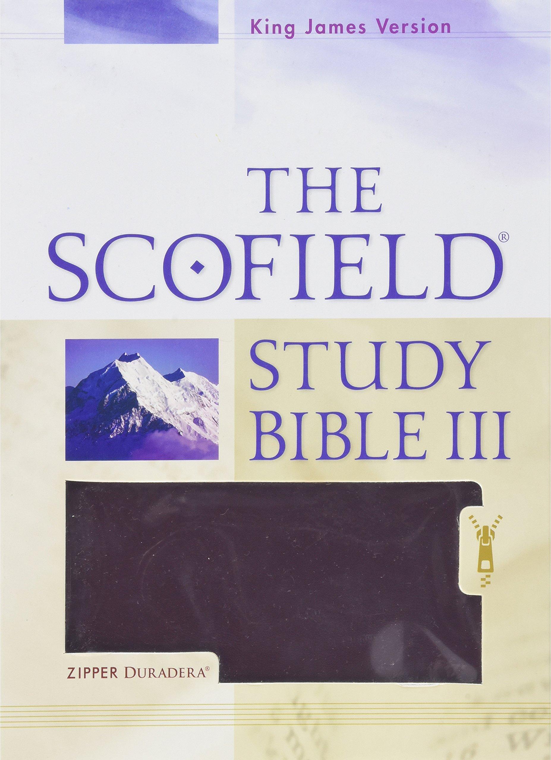 The Scofield® Study Bible III, KJV ebook