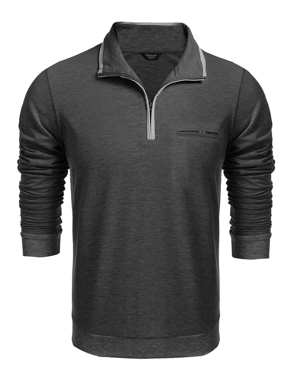 b7a15178e58 Top 10 wholesale Polo Quarter Zip Pullover - Chinabrands.com