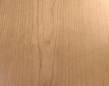 Finished Cherry Wood Veneer Sheet 24 X 24 With Wood Backer