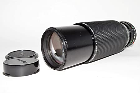 Review Canon FD 100-300 mm