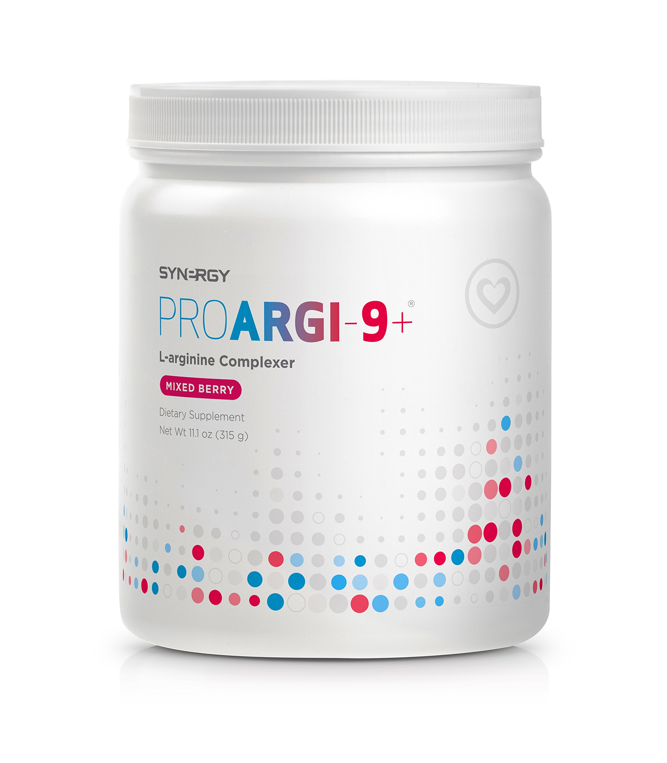 ProArgi 9 Plus New Flavor Mixed Berry 1 Jar,11.1 oz by Synergy Worldwide (Image #1)