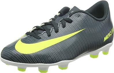 Nike Jr Mercurial Vortex III CR 7 FG, Chaussures de Football Mixte Enfant