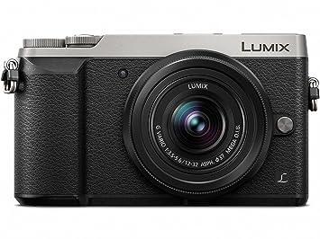 Amazon Com Panasonic Lumix Gx K Mirrorless Camera With  Mm Mega O I S Lens  Megapixels Dual I S  Inch Tilting Touch Lcd