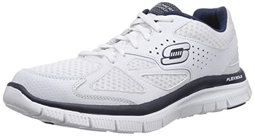 Skechers Flex Advantage Master Plan - Zapatillas, Hombre: Skechers: Amazon.es: Zapatos y complementos