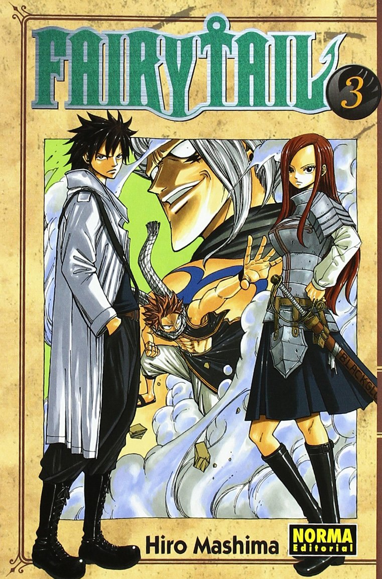 FAIRY TAIL 01 (CÓMIC MANGA): Amazon.es: Mashima, Hiro: Libros