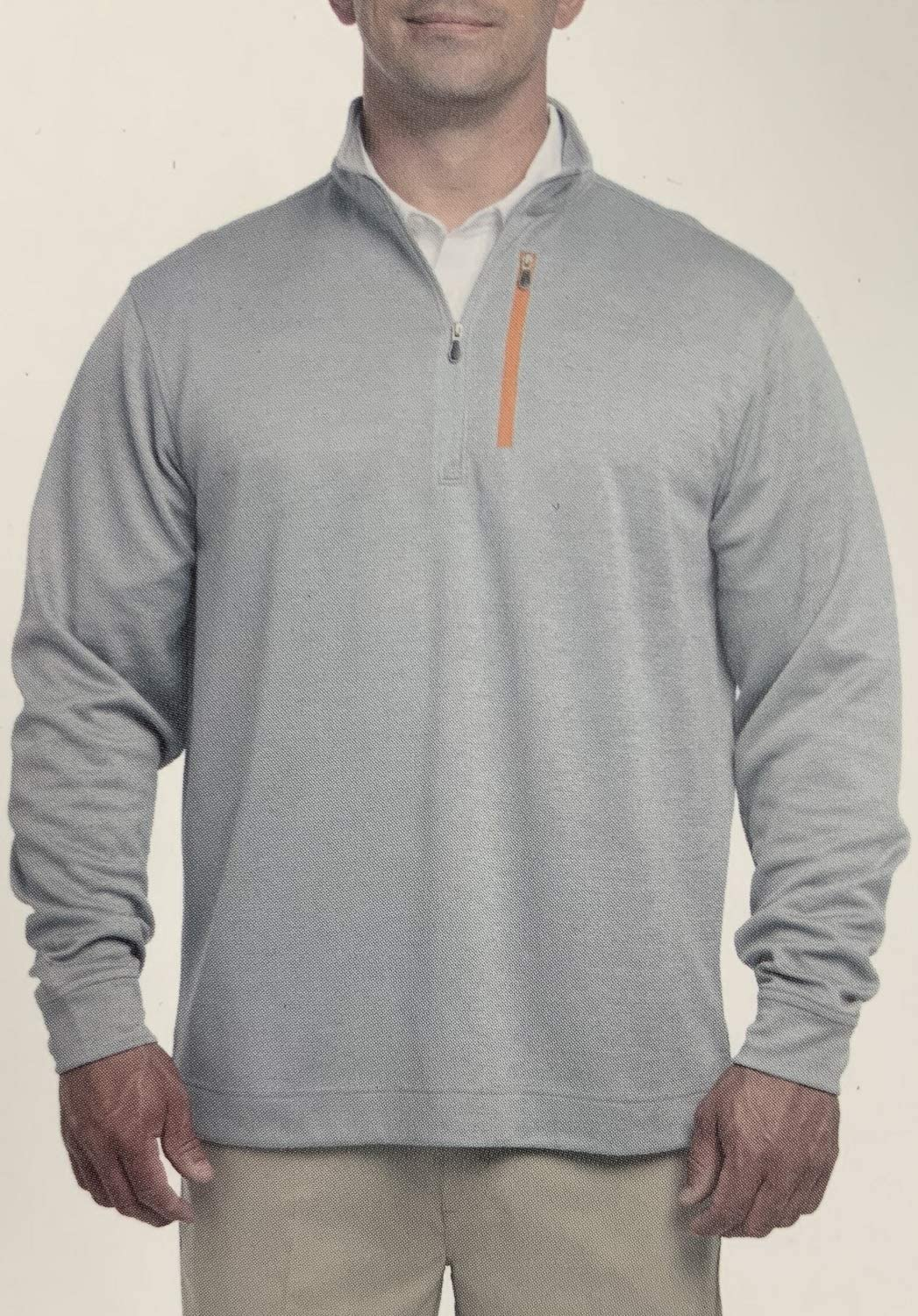 Bolle Mens 1//4 Zip Pullover Jacket