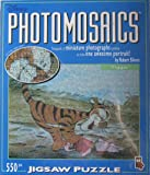 Disney Photomosaics - Tigger 550 pieces Jigsaw Puzzle