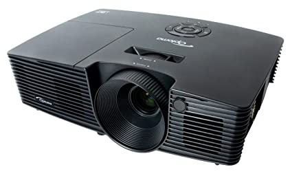 34a23cd53 Optoma S316 Full 3D SVGA 3200 Lumen DLP Projector with Superior Lamp Life  and HDMI