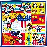 """Mouchoirs """"Peace Mickey"""" - 33cm x 33cm - 3 unités"""