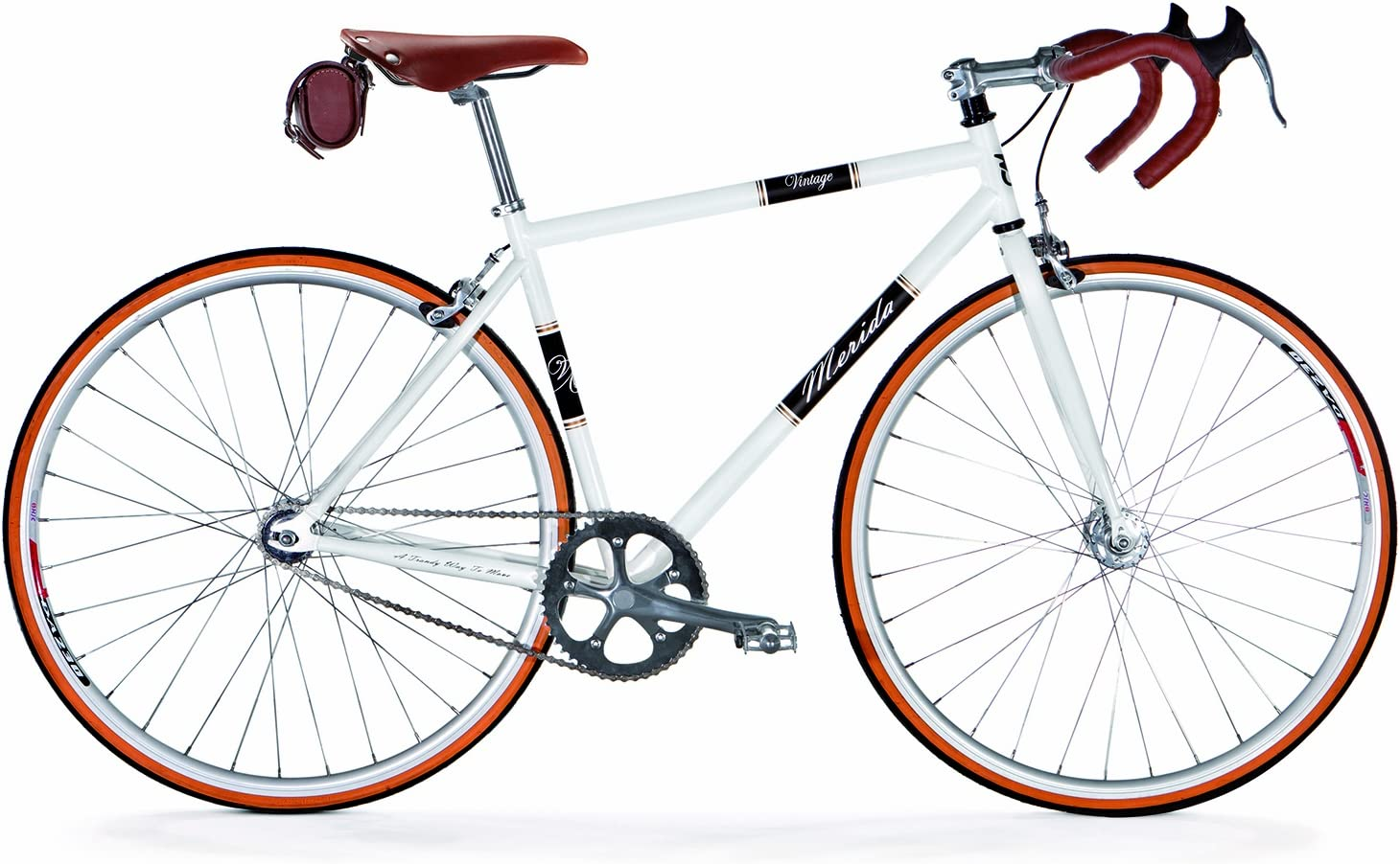 Merida Vintage Road Bicicleta 54 Blanco: Amazon.es: Deportes y ...