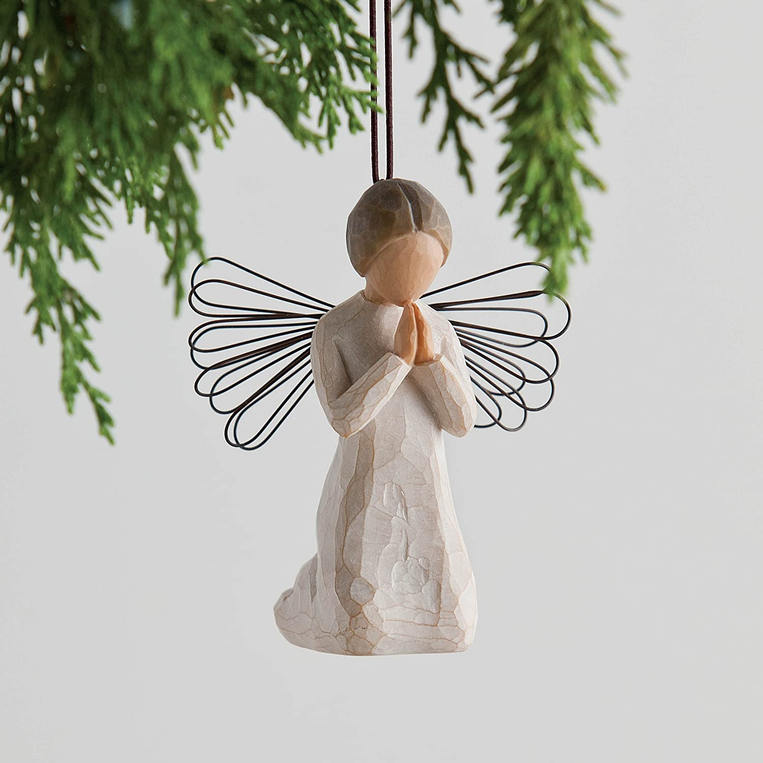 christmas angel tree ornaments willow tree - Christmas Angel Tree