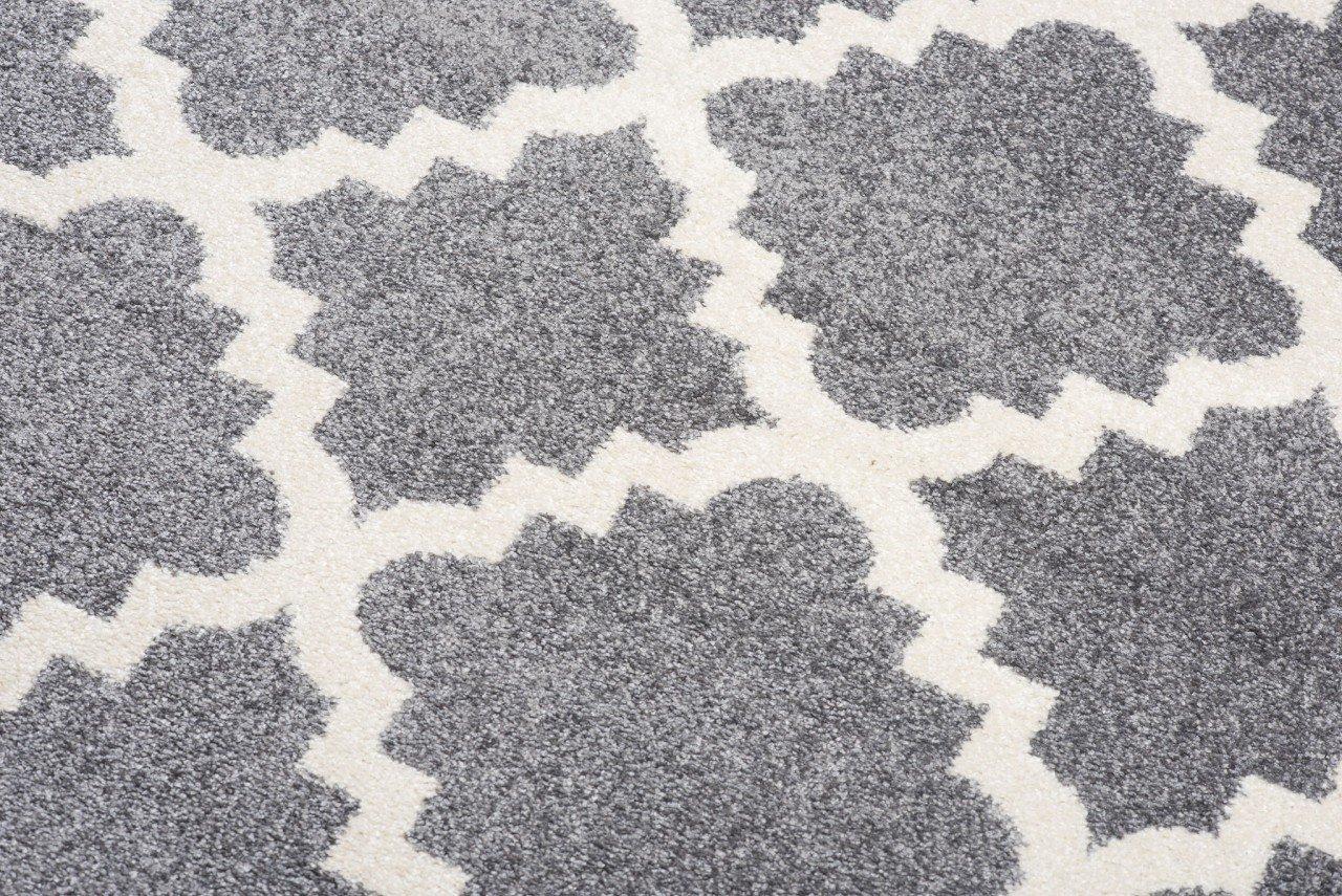 Orientalisches Marokkanisches Marokkanisches Marokkanisches Teppich - Dichter Und Dicker Flor Modern Designer Muster - Ideal Für Ihre Wohnzimmer Schlafzimmer Esszimmer - Creme Beige - 140 x 190 cm   CASAWeißA   Kollektion von Carpeto B077MF3XMV Teppiche 0758f5