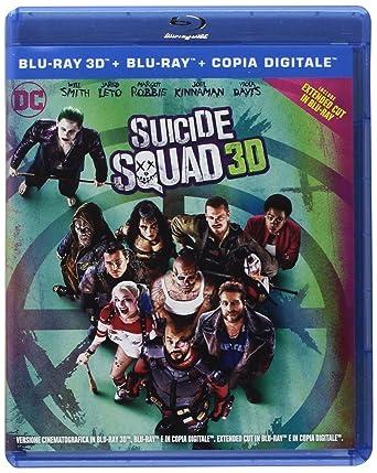 suicide squad 3d 2 blu-ray extended cut Italia Blu-ray: Amazon.es: vari: Cine y Series TV